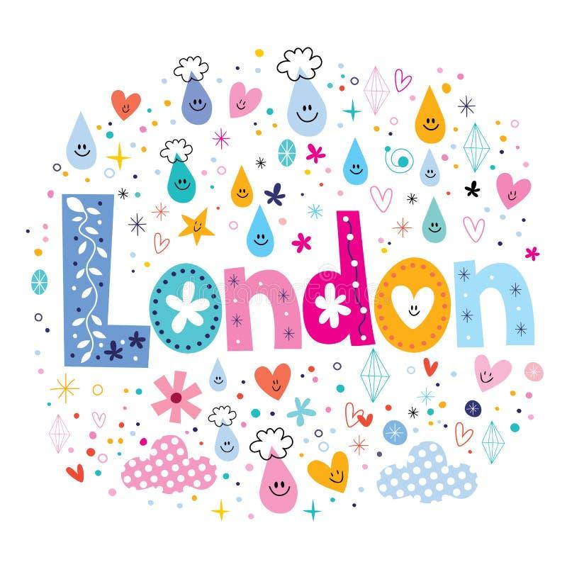 Лондон бесплатная иллюстрация