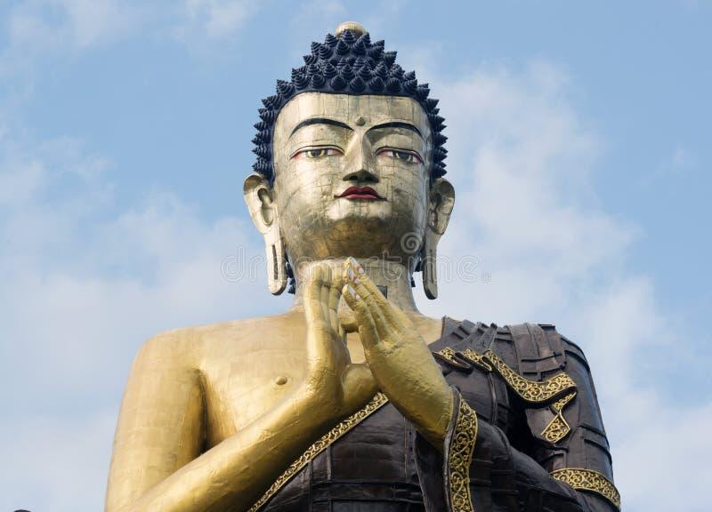 лорд Будды стоковое изображение rf