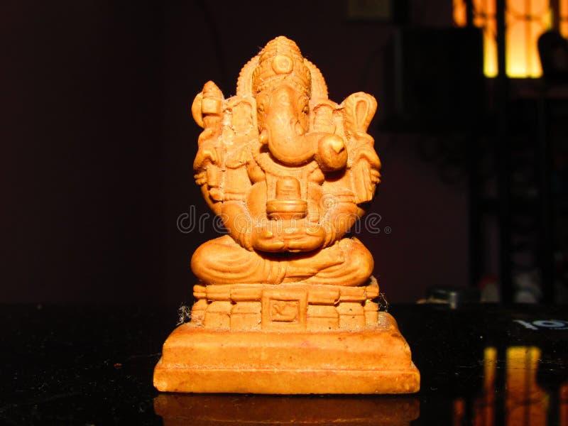 Лорд Ganesh стоковое изображение