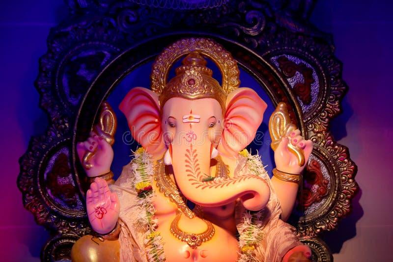 Лорд Ganesha, фестиваль Ganesha стоковое фото rf
