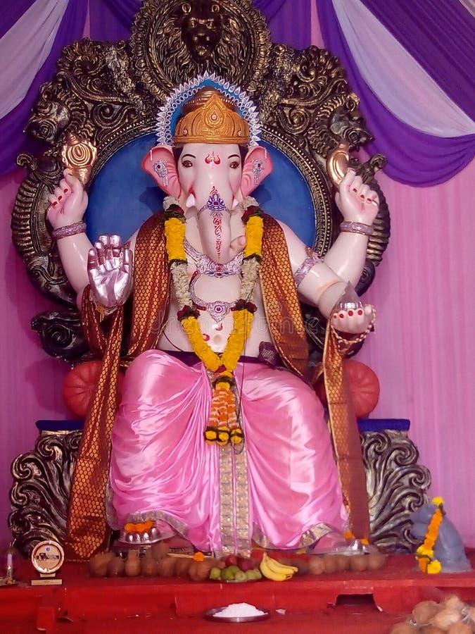 Лорд Ganesha стоковые фотографии rf