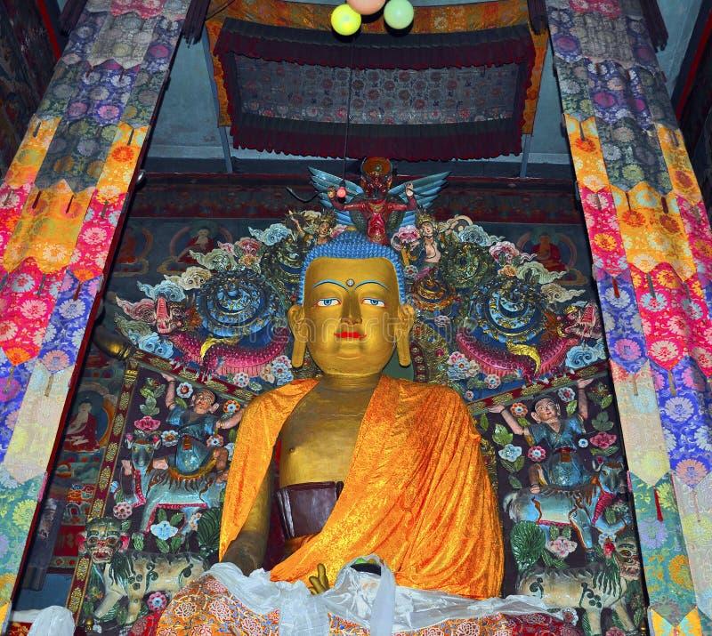Лорд Будда стоковые фотографии rf