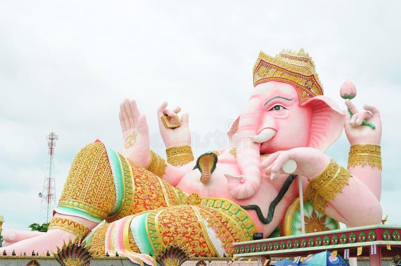 Лорд Ganesh стоковая фотография rf