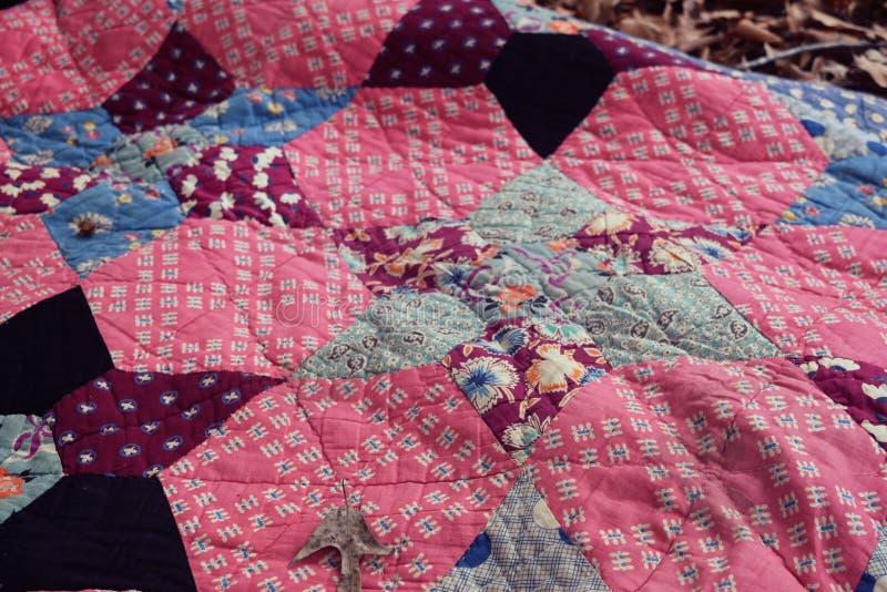 Лоскутное одеяло звезды стоковое изображение rf