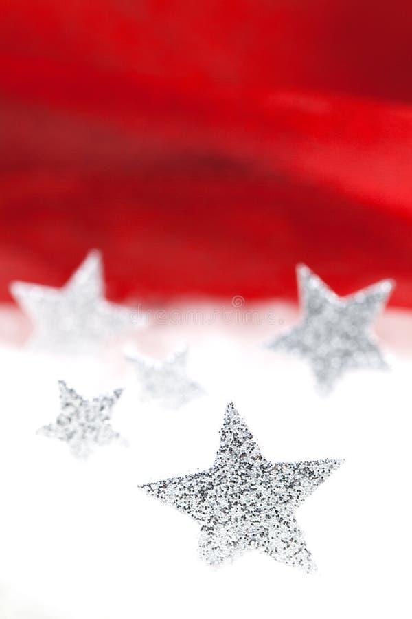 лоснистые звезды стоковые фото