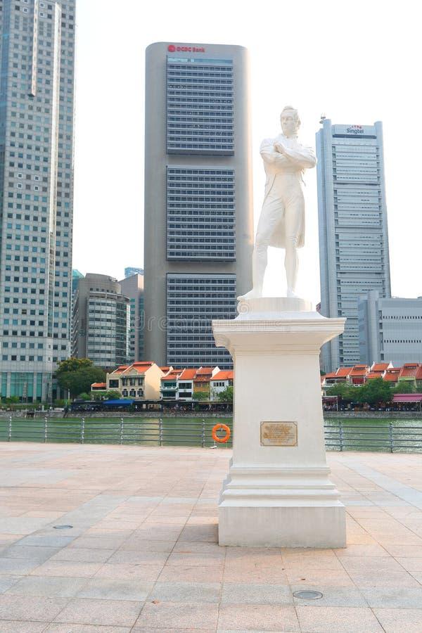 Лотереи господина Stamford Сингапура стоковые изображения rf