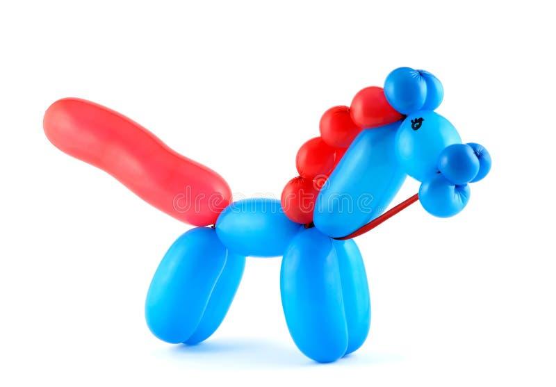 лошадь воздушного шара стоковое фото rf