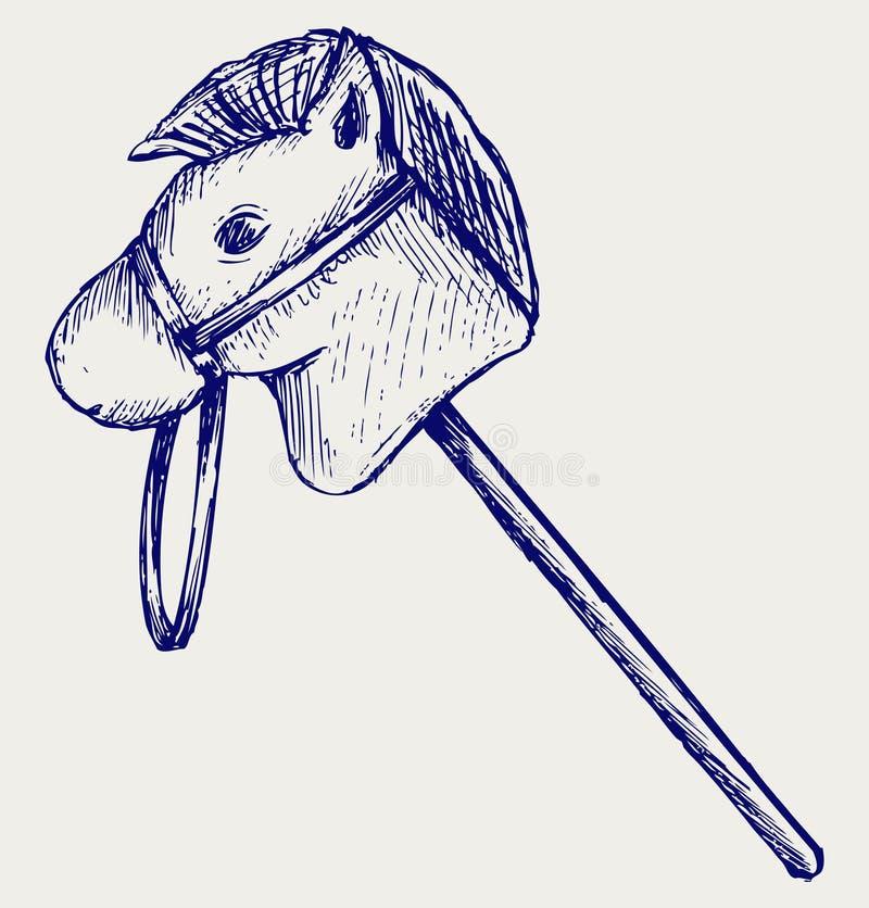 Лошадь игрушки иллюстрации бесплатная иллюстрация