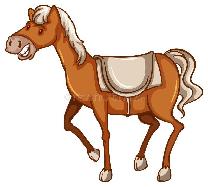 Лошадь ржет картинка для детей