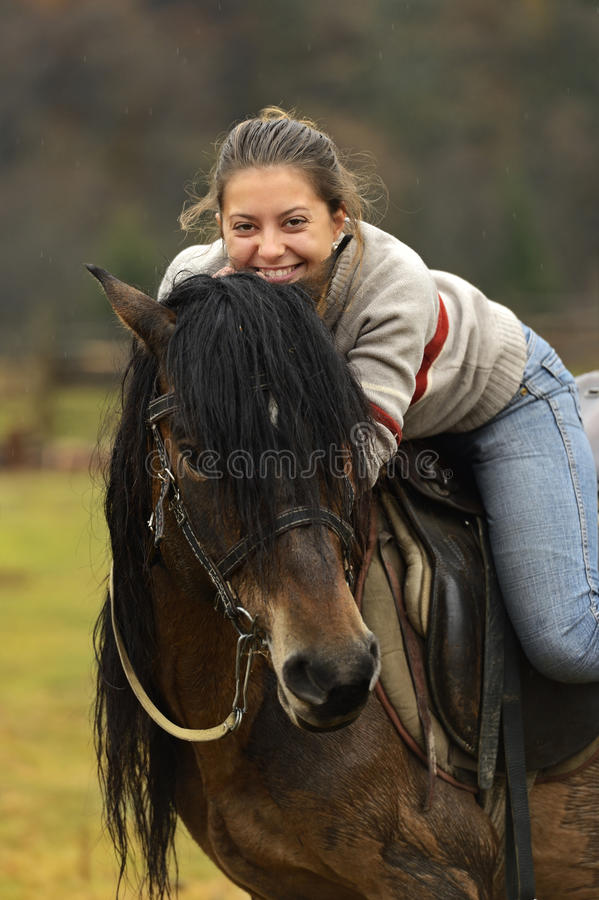 Download Лошадь стоковое фото. изображение насчитывающей angoras - 40579314