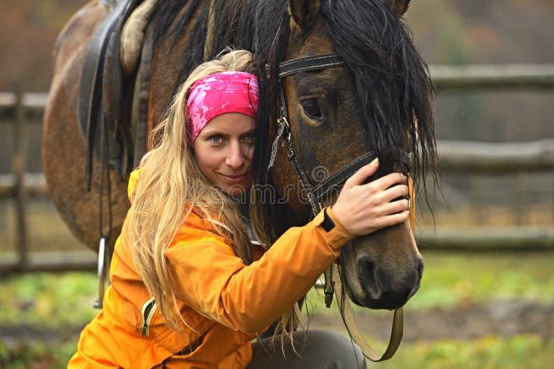 Download Лошадь стоковое фото. изображение насчитывающей падение - 40579358