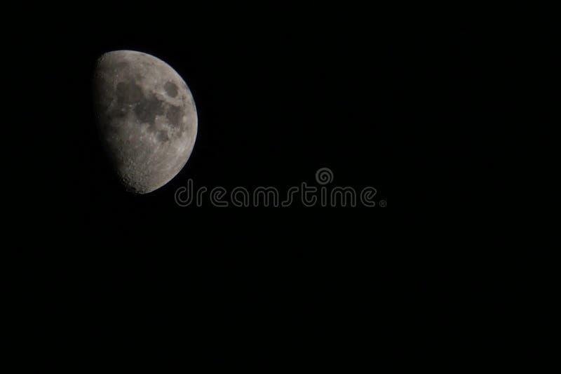 Луна Нью-Йорка стоковое изображение rf