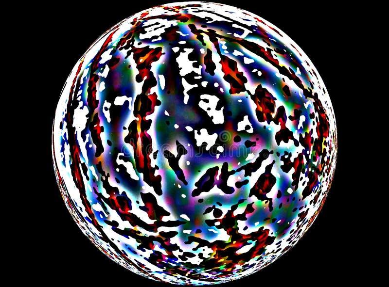 Луна Юпитера Europ стоковая фотография rf
