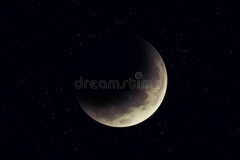 Луна стоковое фото rf