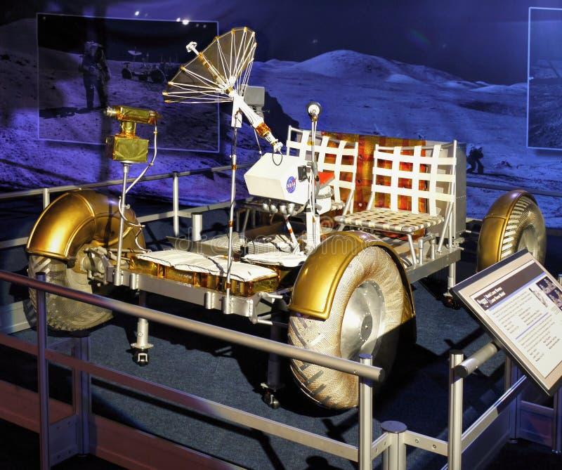 Лунный ровничный корабль стоковые фото