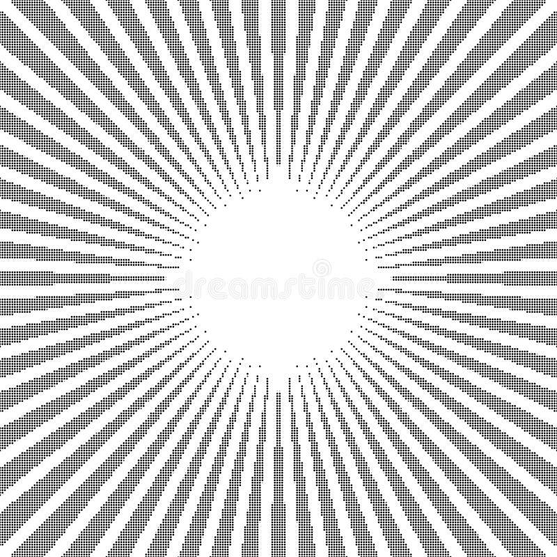 Download Лучи, лучи, картина Sunburst Starburst Собирательные линии Abst Иллюстрация вектора - иллюстрации насчитывающей конструкция, радиация: 81809818