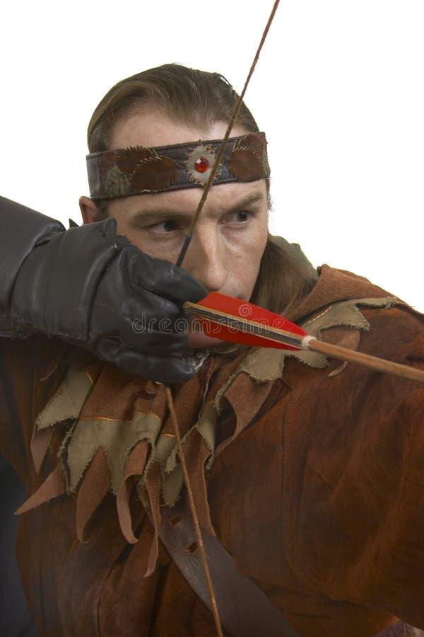 Download лучник стоковое изображение. изображение насчитывающей ратник - 484795