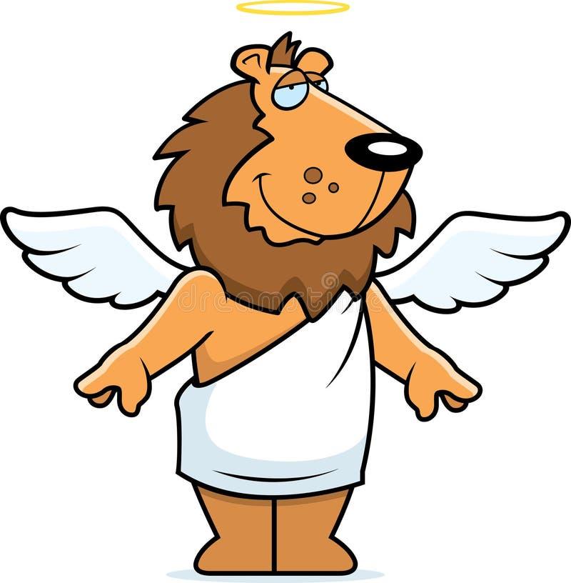 львев ангела иллюстрация вектора