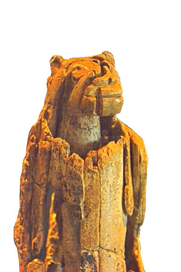 Льв-человек стоковые фото
