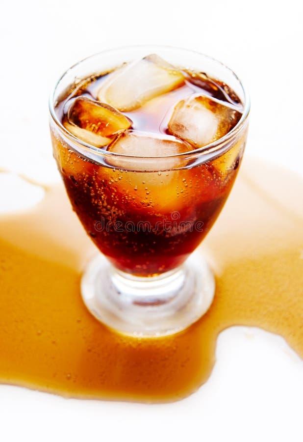 льдед кокаы-кол стоковая фотография