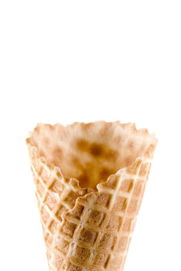 льдед конуса cream стоковое фото rf