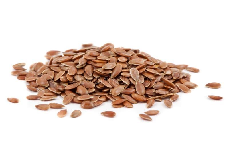 льняное семя стоковые фото