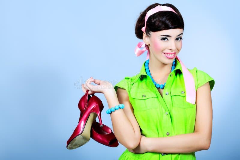 любимейшие ботинки стоковые изображения