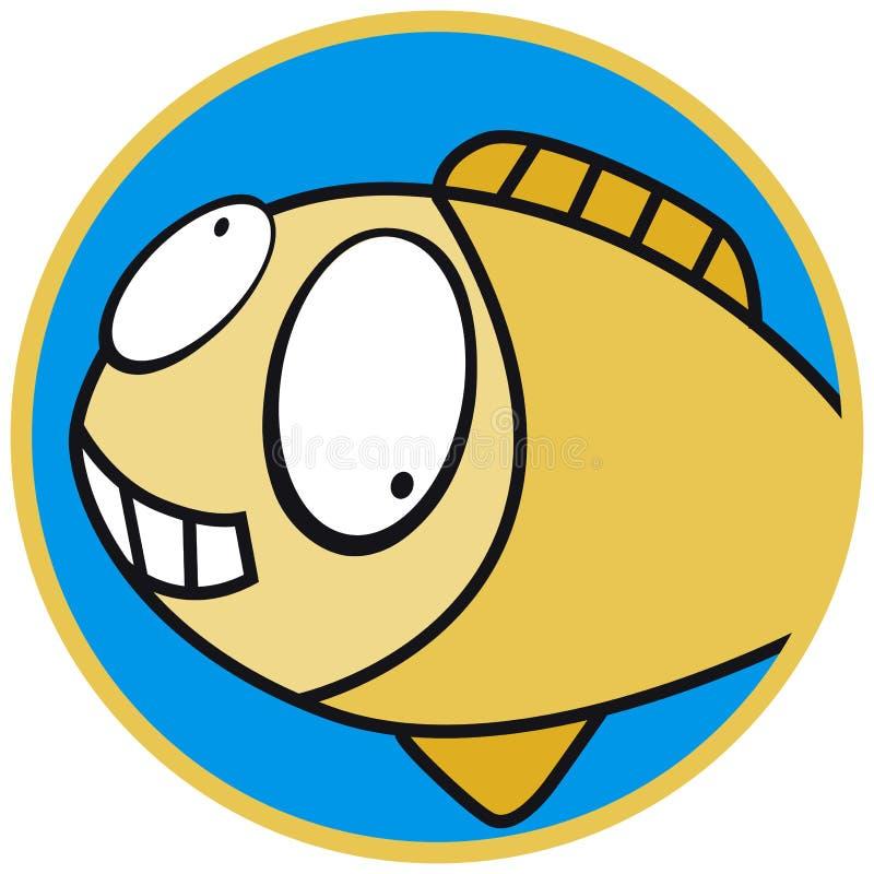 любимчики иконы рыб иллюстрация штока