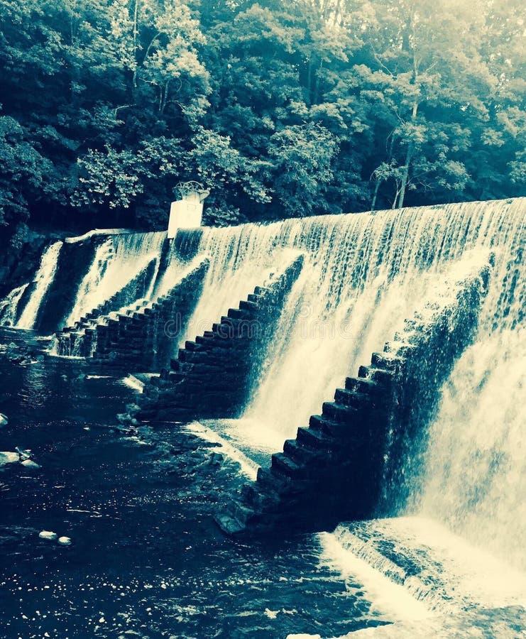 Любить водопада стоковые фотографии rf