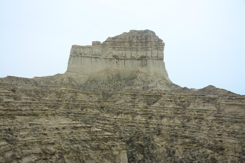 Любовники приключения национального парка Makran Пакистана Hingol стоковое изображение