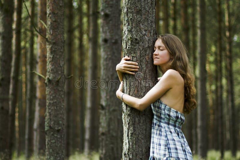 Любящая природа стоковая фотография rf