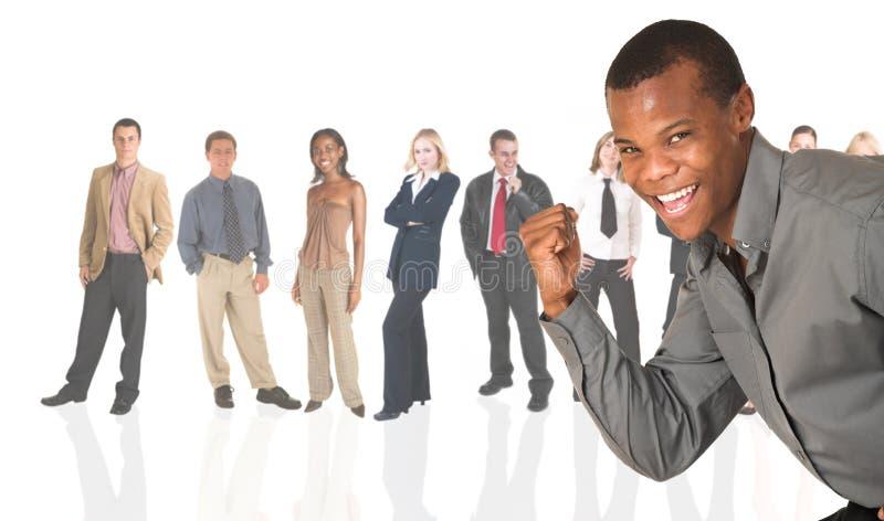 люди бизнес-группы стоковая фотография rf