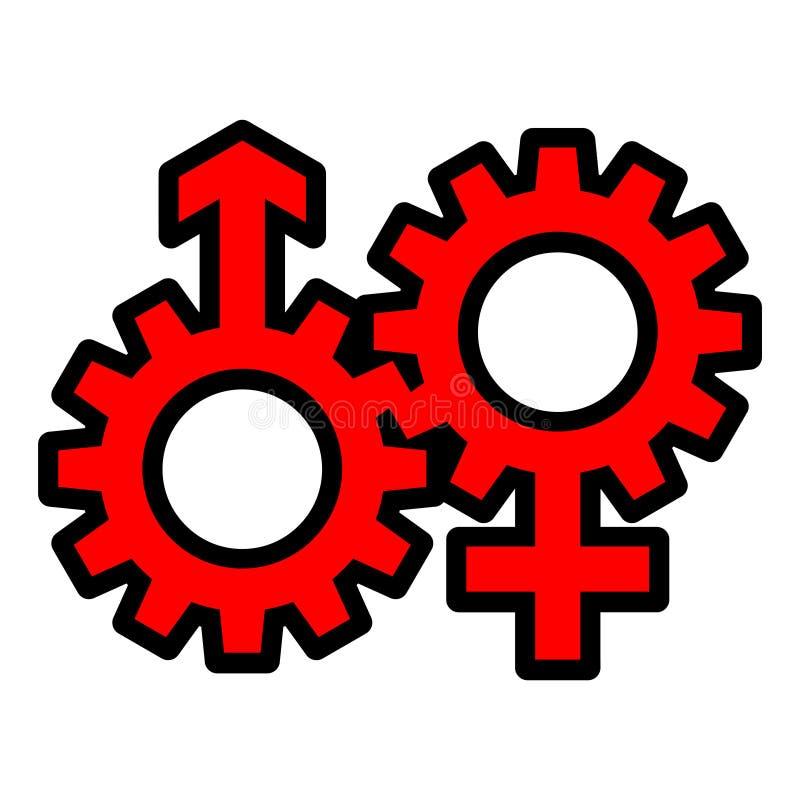 Люди женщина приносит в один другого игры бесплатная иллюстрация