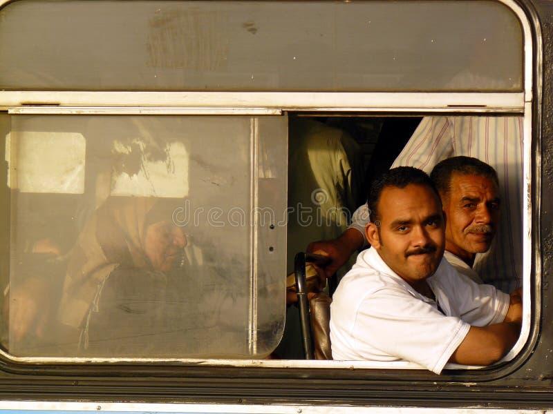 люди Каира Редакционное Фотография