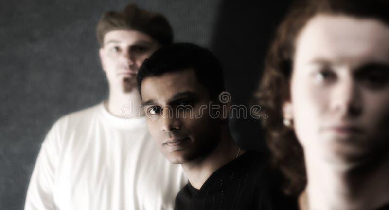 люди молодые стоковое изображение rf