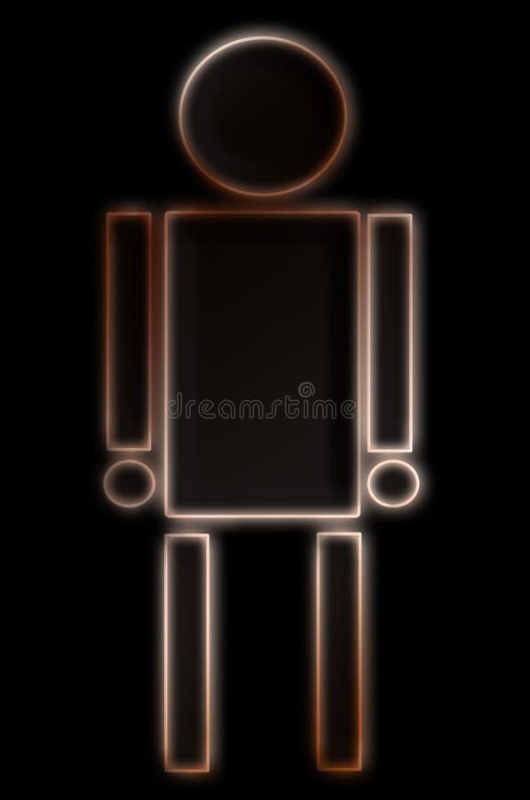 Download Люди 3 иллюстрация штока. иллюстрации насчитывающей человечество - 89724