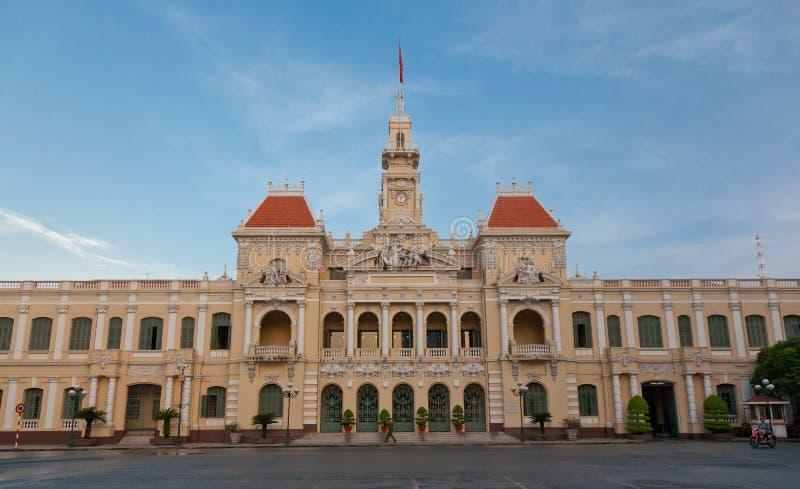 люди minh ho комитета города хиа стоковая фотография rf