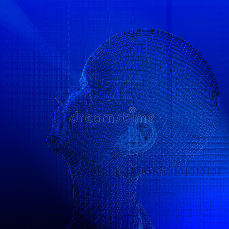 людская технология бесплатная иллюстрация