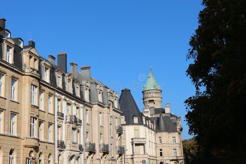 Люксембург стоковые изображения rf
