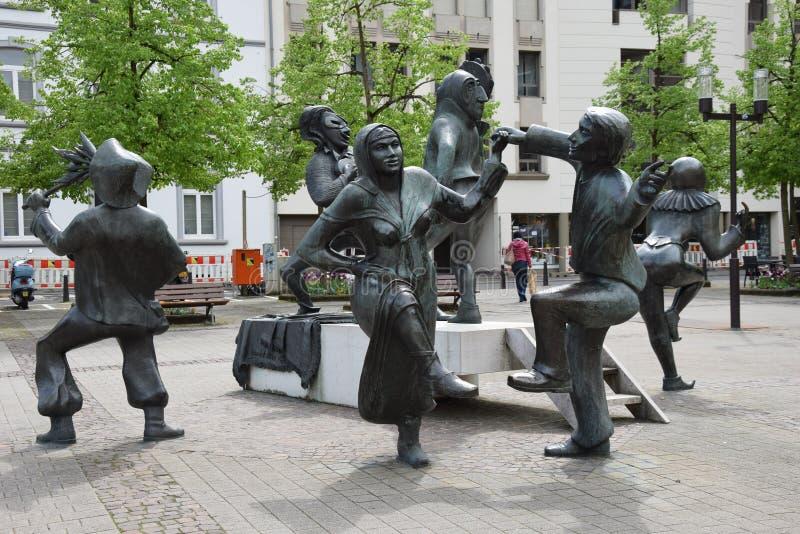 Люксембург стоковая фотография rf