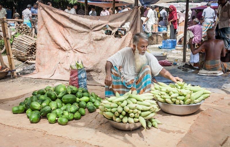 Люди Бангладеша стоковые изображения
