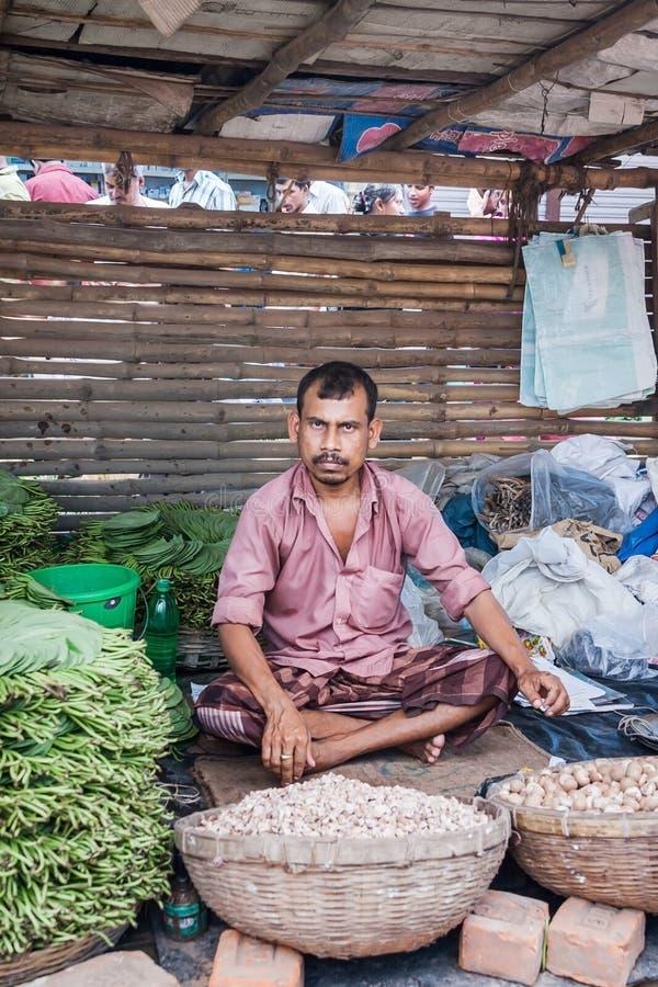 Люди Бангладеша стоковая фотография