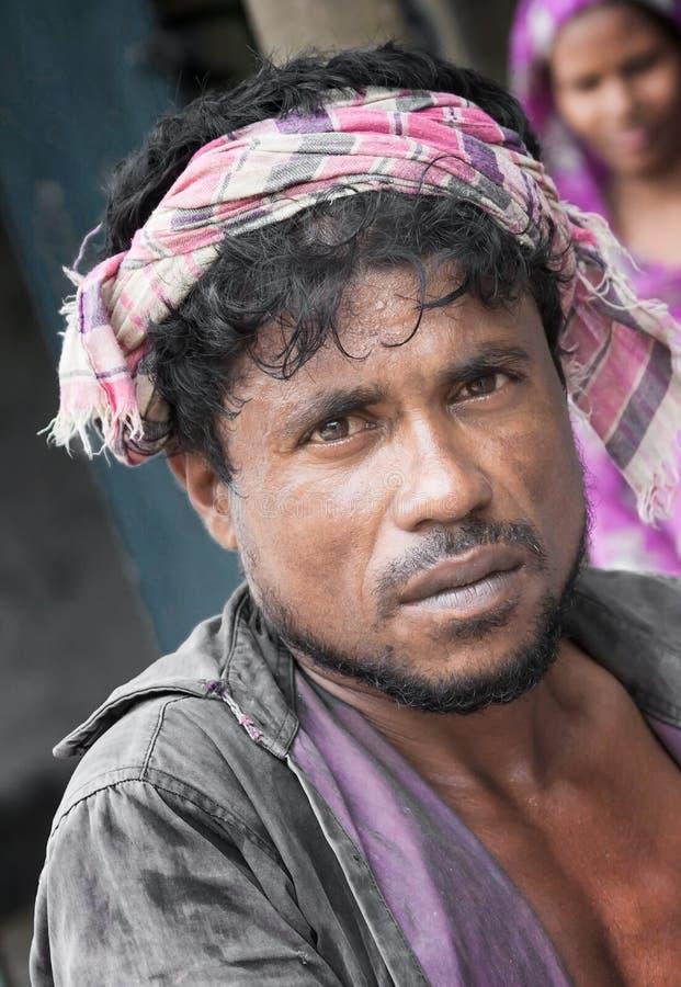 Люди Бангладеша стоковая фотография rf
