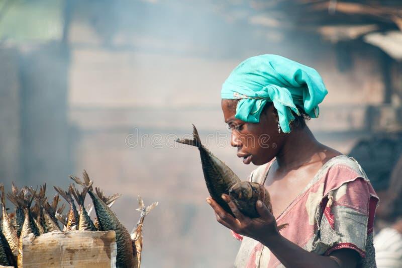 Люди в ГАНЕ стоковая фотография rf