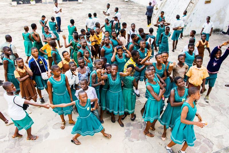 Люди в ГАНЕ стоковая фотография