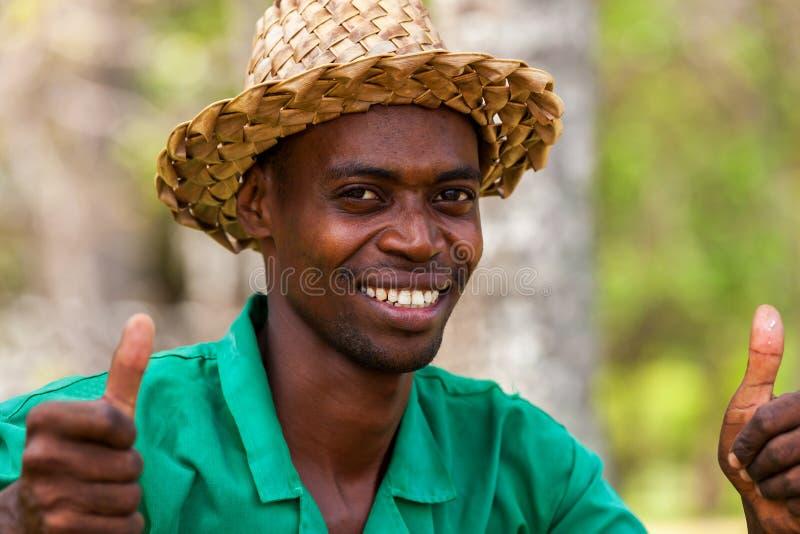 Люди в Кении, чернокожие люди, жизни людей в Африке стоковые фотографии rf
