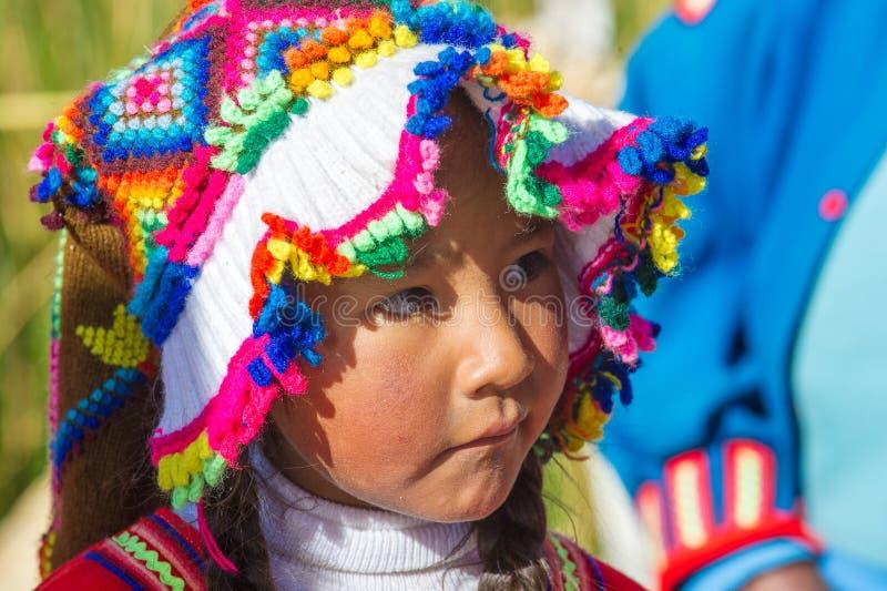 Люди в Перу стоковое фото rf
