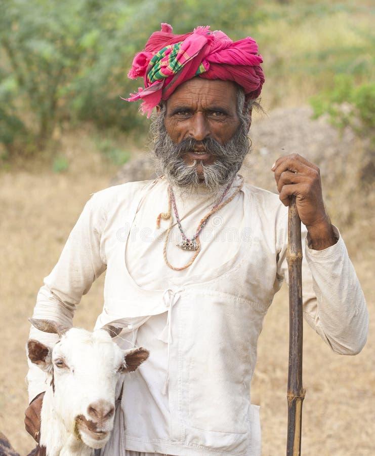 Люди Rebari стоковая фотография