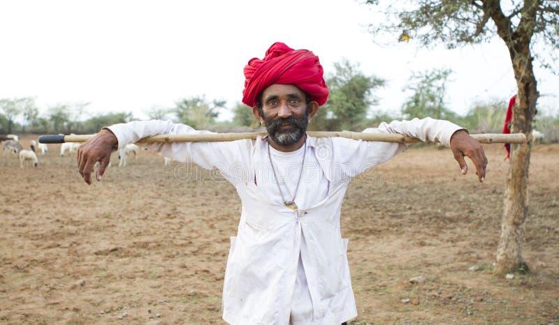Люди Rebari стоковое изображение