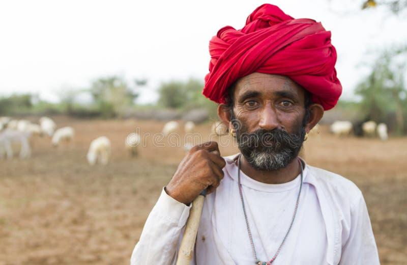 Люди Rebari стоковое фото rf